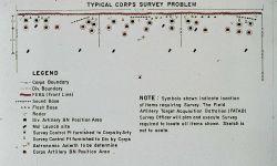 Typical Corps Survey Problem Photo