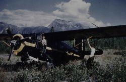 Bush plane operations in Alaska Photo