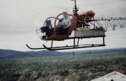 Helicopter Operations in Alaska Photo