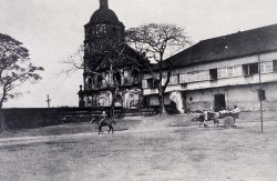 The church at San Carlos Photo