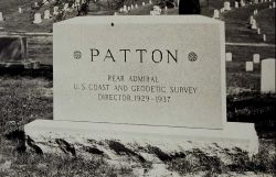 Headstone of Raymond Stanton Patton Photo