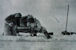 Robert Peary North Pole Expedition Photo