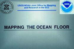 Mapping the Ocean Floor Photo