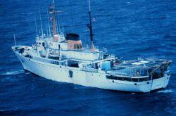 NOAA Ship RESEARCHER. Photo
