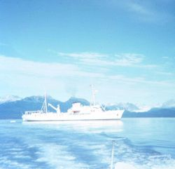 NOAA Ship SURVEYOR. Photo