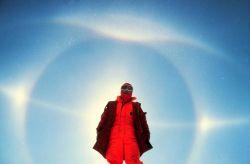 A magnificent halo Photo
