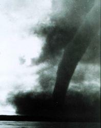 A massive tornado Photo