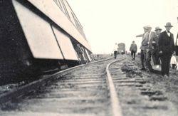 The crack passenger train,