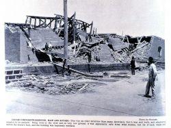Cotton Compress Warehouse, Main and Rutger Photo