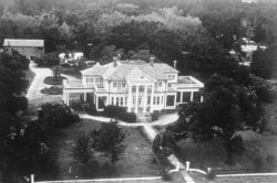 Historic home to be used as Episcopal High School This school was scheduled to open in September 1969 Photo