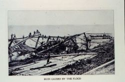 The Johnstown Flood Photo