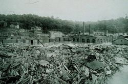 The southeast floods of 1916 Photo