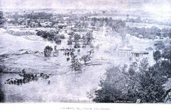 The aftermath of the Johnstown Flood Photo