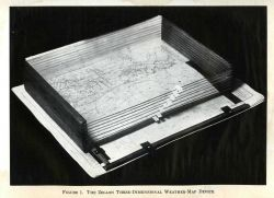 The Zellon Three-Dimensional Weather-Map Device Photo