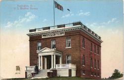 Postcard of the U.S Photo