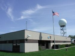 National Weather Service Quad Cities WSFO Photo