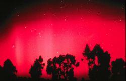 Aurora Australis, the Southern Lights Photo