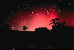Aurora Australis, the Southern Lights Photo