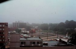 Morning smog - Photo -1 of sequence. Photo