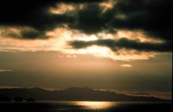 A SURVEYOR sunset Image