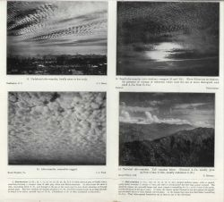 Plate 13-16 of 1921 cloud chart Photo