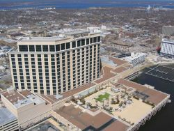 Beau Rivage Hotel looking northeast Photo