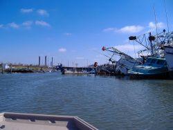 The aftermath of Katrina Photo