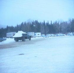 Lake Placid Winter Olympics. Photo