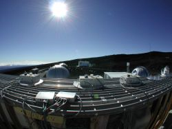 Ultraviolet Instruments at the Mauna Loa Observatory Photo
