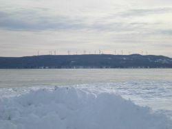 Prince township wind farm. Photo