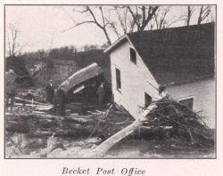 Becket post office Photo
