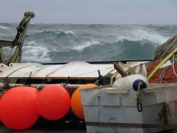 TAS on NOAA Ship OSCAR DYSON. Photo