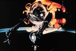 MANTIS one person sub built by Deep Ocean Exploration. Photo