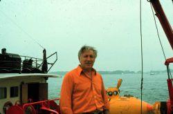 Elliott Finkle, NURP director during the 1980s. Photo