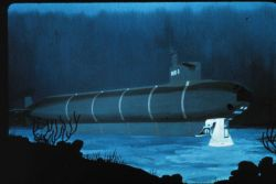 Navy's nuclear research sub NR-1 still operates out of Groton, CT. Photo