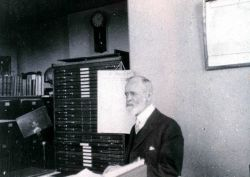 Professor Cleveland Abbe, Photo