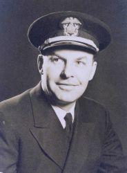 Lieutenant Marvin Paulson, United States Coast and Geodetic Survey. Photo