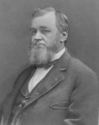 Spencer Fullerton Baird, Secretary of the Smithsonian Institution and first Commissioner of U.S Photo