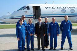 NOAA flight personnel Photo