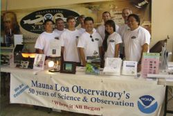 Aloha from the Hilo Earth Day Fair Image