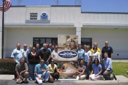 200th Celebration Greetins from Southern California! Staff of the National Weather Service Forecast Office for Los Angeles region and staff from the C Photo