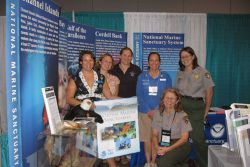 Nearly 3,000 educators from around the State of California participated in the participated in the California Science Teachers Association's annual co Photo