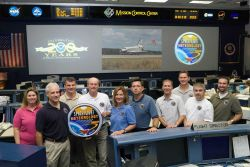 Greetings from Texas! The National Weather Service Spaceflight Meteorology Group (SMG) supports NASA human spaceflight operations at Johnson Space Cen Photo