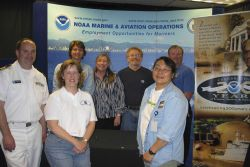 After months of planning Seattle's NOAA 200th celebration event, the