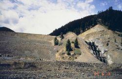 West Fork Blackbird Creek, a tailing facility Photo