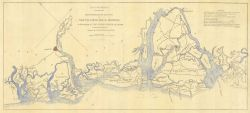 Map of Portions of seacoast of South Carolina & Georgia, in possession of the United States, Dec Photo