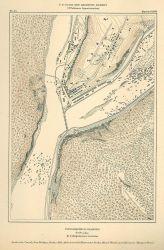 Nautical chart of Lake Washington showing growth of city to surround Lake Union and build on the shores of Lake Washington. Photo