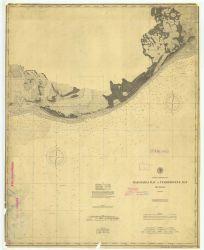 Barataria Bay to Terrebonne Bay, 1895 Photo