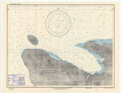 Field Chart 3011 South Pacific Ocean Solomon Islands Malaita Island North Coast Suaba Harbor Photo