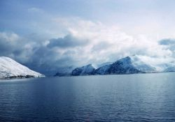 An early spring day at Dutch Harbor Photo